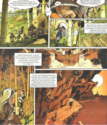 okko - geisha ronin samurais japón feudal - novela grafica