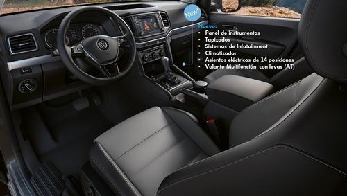 okm volkswagen amarok 3.0 v6 highline mejor precio alra 14
