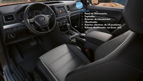 okm volkswagen amarok 3.0 v6 highline mejor precio alra 24