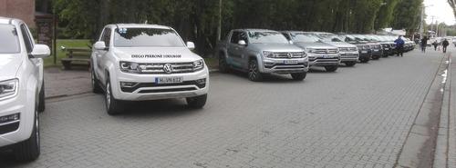 okm volkswagen nueva amarok 4x4 my 2017 highline man alra