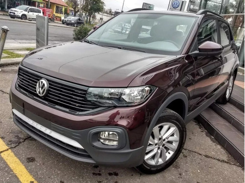 okm volkswagen t cross 1.6 msi trendline manual nueva suv 20