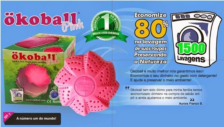 b77012a6d okoball bola ecológica para lavar roupas esqueça sabão em pó. 10 Fotos