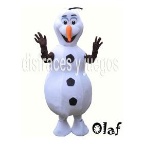 Olaf Frozen  Disfraces Cabezones En Ramos Ver Descrip