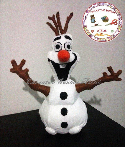 olaf - frozen - 25cm