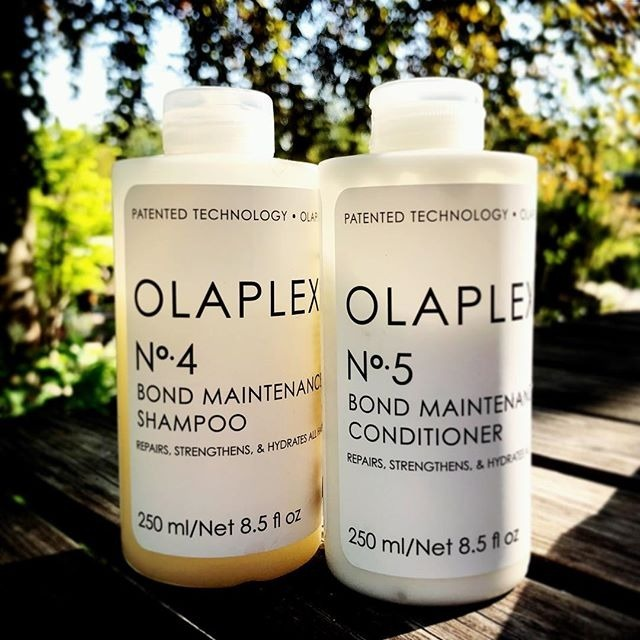 Olaplex Pasos 4 Y 5 Duo (shampoo Y Reacondic)delivery Gratis - S/ 310,00 en Mercado Libre