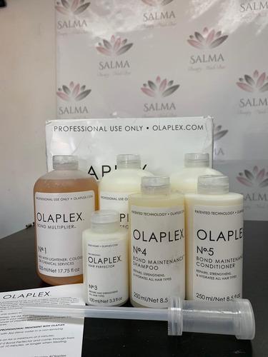 olaplex travel kit 1 2 tratamiento reparacion  barquisimeto