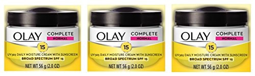 olay complete all day crema humectante uv spf 15 piel normal
