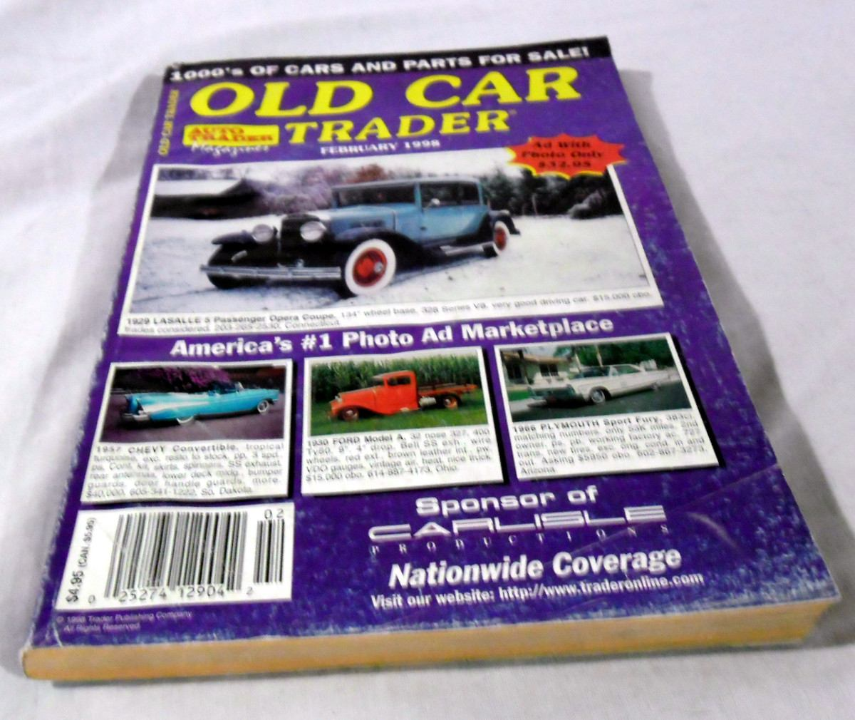 Magnificent Www.oldcartrader.com Illustration - Classic Cars Ideas ...