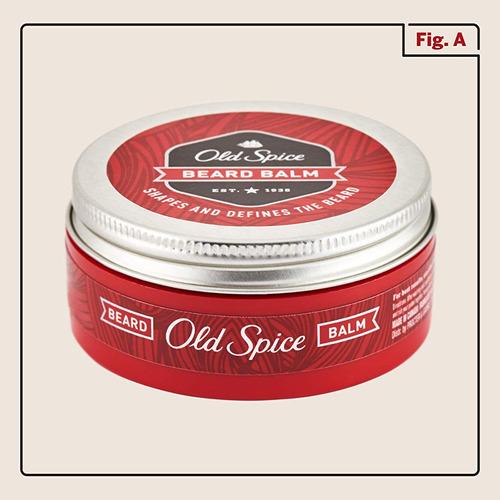 old spice bálsamo de barba, 2,22 onzas líquidas