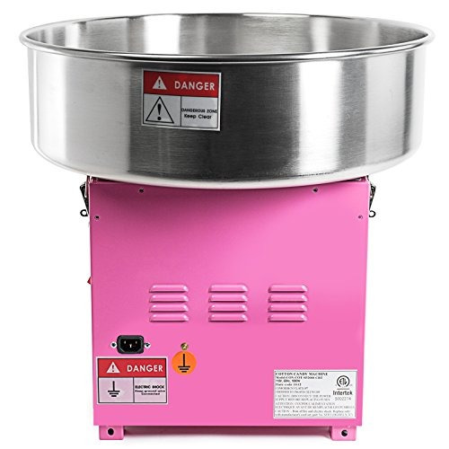 olde midway commercial cotton cotton candy machine y electri