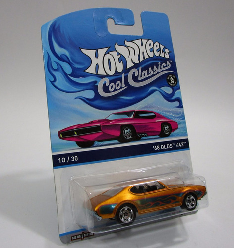 olds 442 dorado coleccion hot wheels cool classics 2013