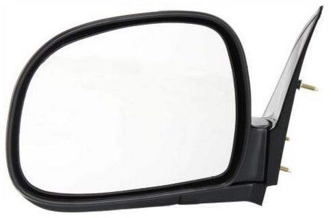 oldsmobile bravada 1995 - 1997 espejo izquierdo manual