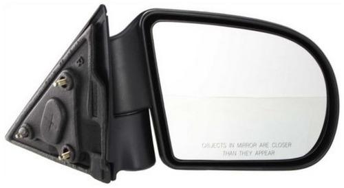 oldsmobile bravada 1999 - 2001 espejo derecho manual