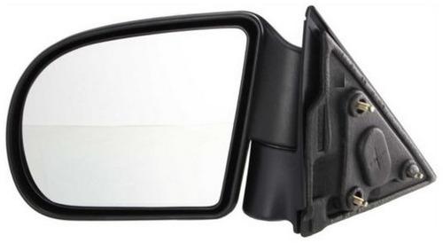 oldsmobile bravada 1999 - 2001 espejo izquierdo manual