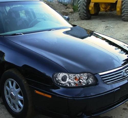 oldsmobile cutlass 1997 - 1999 juego faros con ojo de angel