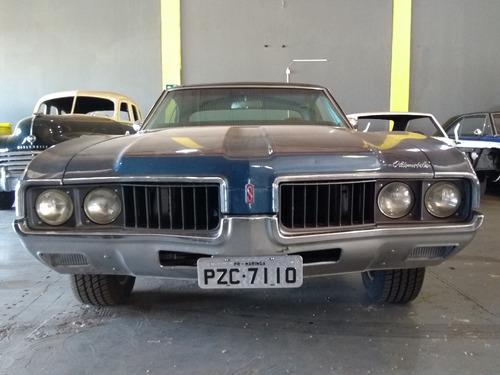 oldsmobile cutlass  s  1969 - gm chevrolet