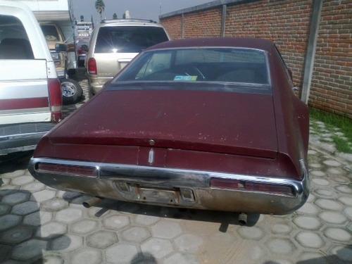 oldsmobile toronado 1968 hardtop