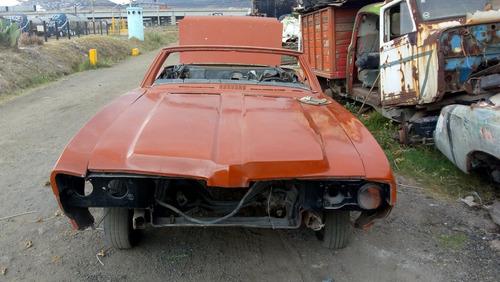 oldsmovile 1969 convertible pieza unica para restaurar