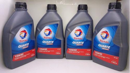 óleo 15w40 sm + kit filtros gol g2 g3 1.8 1.6 ap até 2003