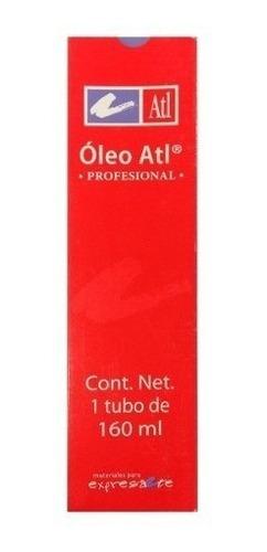 óleo, atl, t-40, 160ml