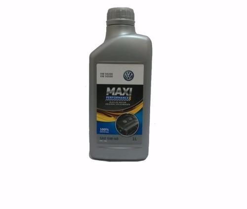 óleo castrol 5w-40 volkswagen 502 00 100% sintético