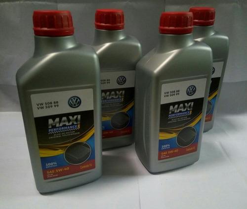 óleo castrol max 5w40 e filtro de óleo linha nacional