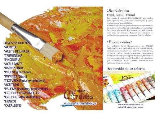 oleo córdoba - impritex (gesso) galon
