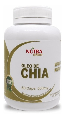 óleo de abacate 60 caps nutra essência