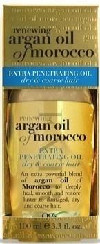 oleo de argan oil of morocco extra penetrating oil 100ml ogx