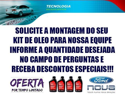 óleo de cambio automático ford motorcraft mercon lv 9 litros