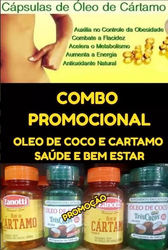 0fb0ba573 oleo de cartamo oleo coco oferta combo emagrecedor cart coco. Carregando  zoom.
