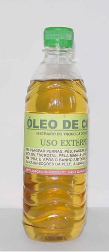 óleo de copaíba-1000 ml-  puro