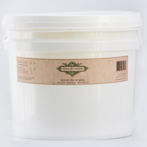 oleo de doco artesanal da bahia - 10 litros