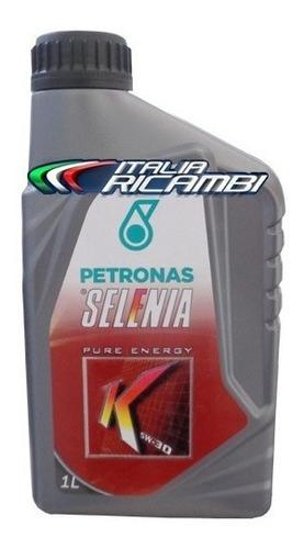 oleo de motor petronas selenia 5w30 k pure energy 100% sintético - fiat novo palio uno grand siena bravo motores etorq