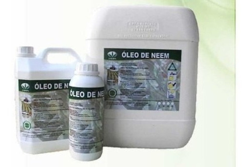 óleo de neem nim puro 5 litros