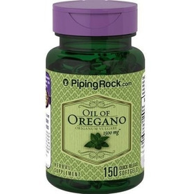 Oleo De Oregano 1500mg 150 Softgel | Importado Dos Usa