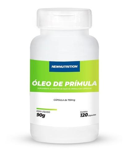 oleo de primula new 750 mg 120 caps