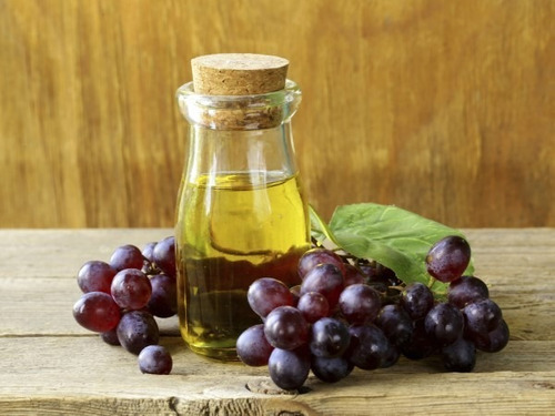 óleo de semente de uva - 500 ml