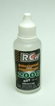 óleo de silicone p/ diferencial alta viscosidade carros rc