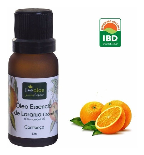 óleo essencial laranja doce livealoe massagem e aromaterapia