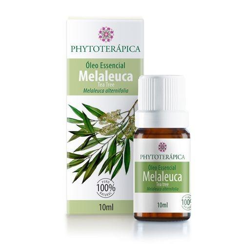 óleo essencial melaleuca - tea tree- 10ml phytoterápica