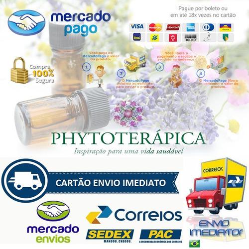 óleo essencial patchouli- 5ml phytoterápica