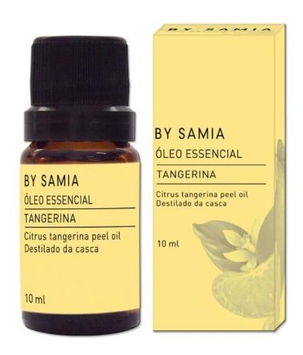 óleo essencial tangerina by samia 10ml