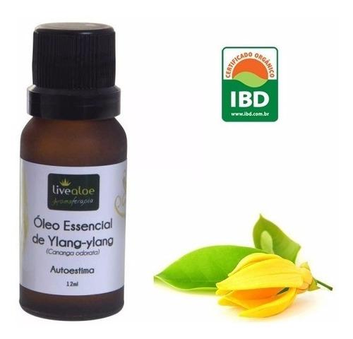óleo essencial ylang ylang  para massagem e aromaterapia
