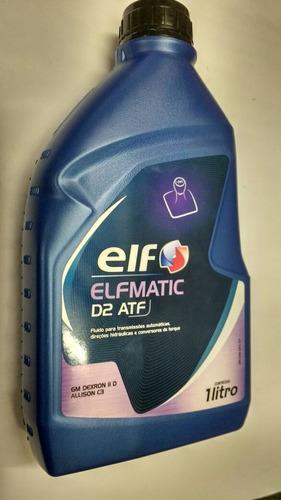oleo fluido elfmatic d2 atf - direção hidraúlica renault