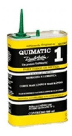 óleo fluído sintético para corte de ferro quimatic nº 1 -
