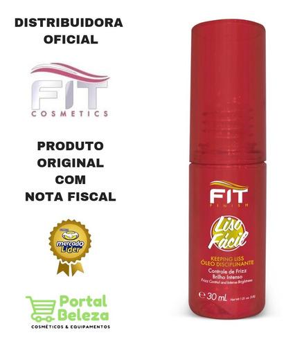 óleo liso fácil fit cosmetics