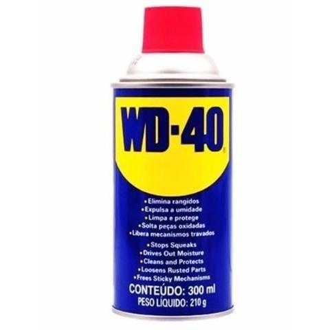 óleo lubrificante deseng. spray wd-40 300ml - 8053