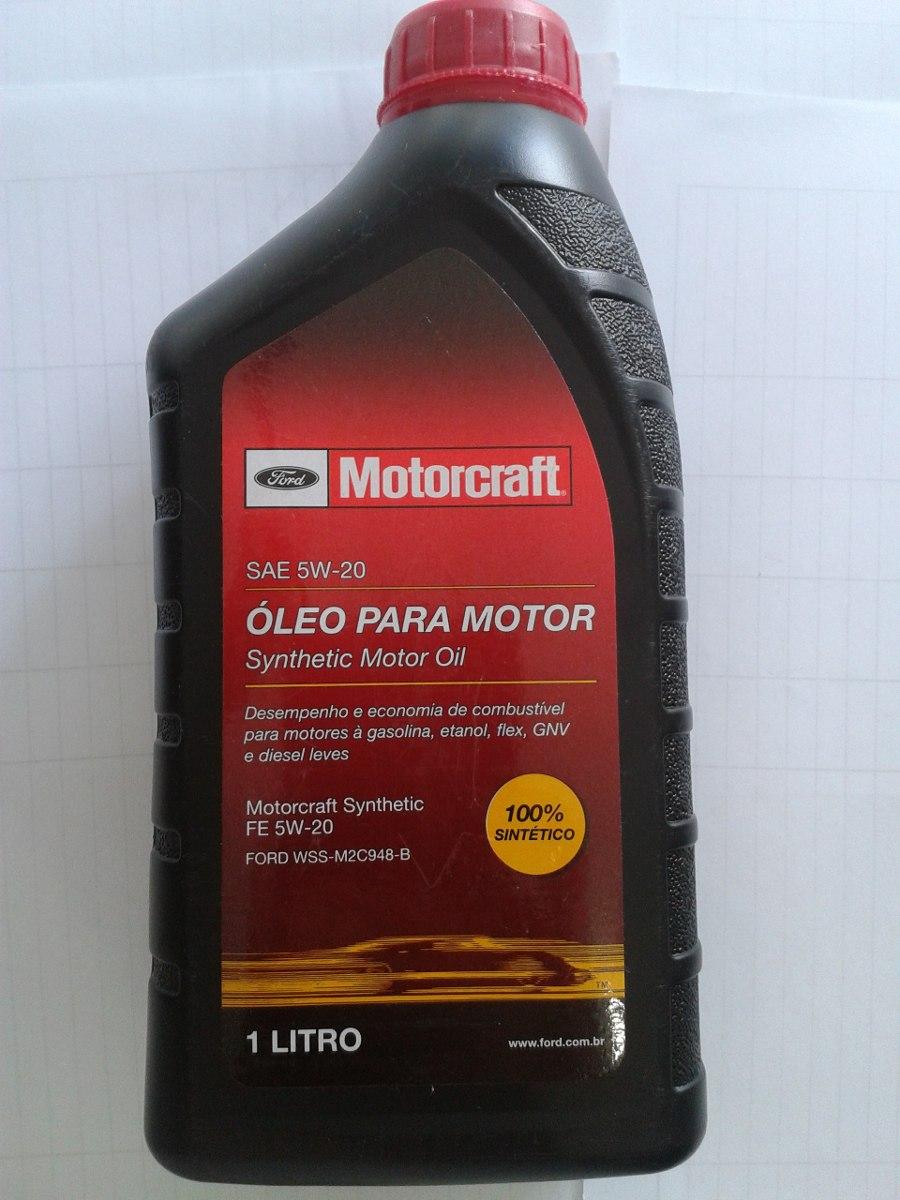 oleo motorcraft  original ford focusnovo ka sintetico   em mercado livre