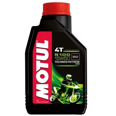 óleo motul 5100 15w50 - 1 litro
